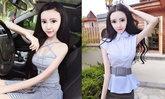 คล้ายตุ๊กตาบาร์บี้? สาวจีนร่างเล็ก หน้าสวยมาก