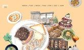 """100 กว่าเมนูเด็ด จาก 48 ร้าน ในหนังสือ """"เย็นนี้กินอะไรดี"""""""