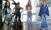แฟชั่นกางเกงยีนส์ดีไซน์แปลก! แต่มันเก๋มาก