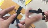 ทำโบสีดำติดเสื้อ ไว้อาลัยถวายแด่ในหลวง ด้วยตัวเอง