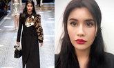 เริ่ดอีกแล้วค่ะ! ปู ไปรยา สาวไทยคนแรกบนรันเวย์ที่ Milan Fashion Week