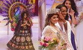 สาวอินเดีย สวยเฉียบคม คว้า มิสทีน ยูนิเวิร์ส 2017 พร้อมชุดประจำชาติยอดเยี่ยม