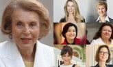 Forbes เผย 20 อันดับผู้หญิงที่รวยที่สุดในโลก ปี 2017
