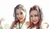 Neko Jump คู่แฝดเซ็กซี่ กับบิกินีครั้งแรก
