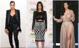 5 สไตล์ Signature Look ของ Kim Kardashian