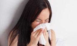 ไข้หวัด ระหว่างท้อง