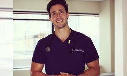 Dr.Mike คุณหมอที่เซ็กซี่ที่สุดในโลก ใครอยากป่วยบ้างพูด!