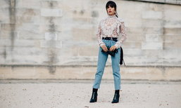 Street Style From Paris Fashion Week SS17