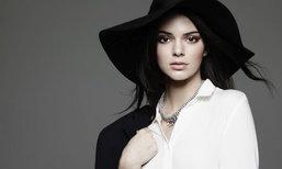 CPS CHAPS จับกระแสโลก คว้าตัวนางแบบ Kendall Jenner มาเป็นพรีเซ็นเตอร์