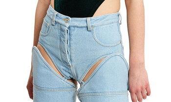 สั้นได้ ยาวได้...กางเกงยีนส์ทูอินวันที่โลกออนไลน์กำลังฮือฮา