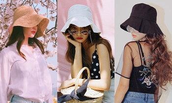 How To เลือก Bucket Hat ไอเท็มสาวฮิปสเตอร์อย่างไรให้เหมาะกับเรา