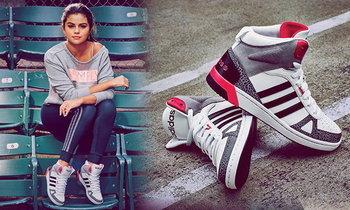 สวยชิคไปกับแฟชั่นรองเท้าผ้าใบ อาดิดาส นีโอ