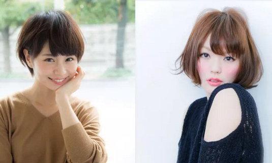 ไปอินเทรนด์กับผมสั้นและสีผมของสาวญี่ปุ่นที่มาแรงในหน้าหนาว 2017 นี้กัน