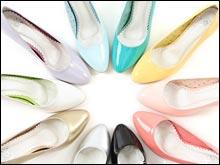 แฟชั่นอัพเดท รองเท้าสีสดใส