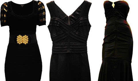 Black Dress Must-haves