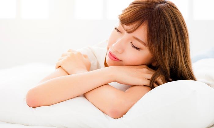 DID YOU KNOW? นอนเยอะ…ทำให้ผิวสวยได้