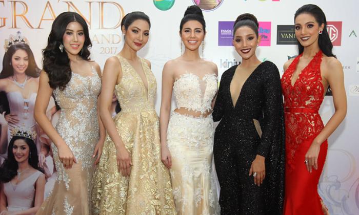 แฟนนางงานเตรียมลุ้น! เปิดตัว PD Miss Grand Thailand 2017