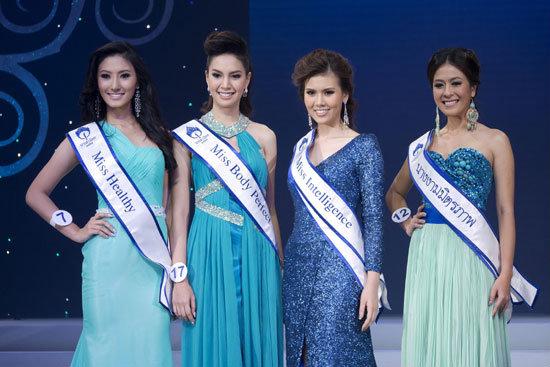 โบว์ลิ่ง-เอย สวยเข้าตา ควบรางวัลพิเศษ นางสาวไทย 2555