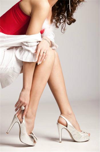 รองเท้าส้นสูงช่วยให้ผู้หญิง มีพลังอำนาจมากขึ้น