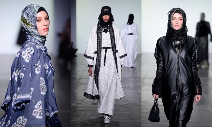 'แฟชั่นสตรีมุสลิม' โชว์โฉมที่สัปดาห์แฟชั่นนครนิวยอร์ก