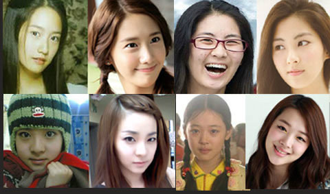 5 ดาราเกาหลีที่ไม่ผ่านศัลยกรรม