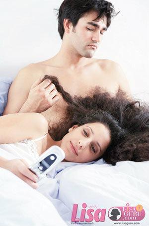 นิสัยก่อนนอนชวนเซ็กซ์เสื่อม