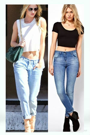 Jeans Genius เสื้อหลากสไตล์ใส่กับเดนิมตัวโปรด