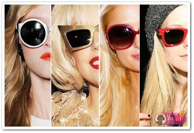 เทคนิคสวยสู้แดด ด้วยวิธีเลือกแว่นกันแดดให้เข้ากับใบหน้า