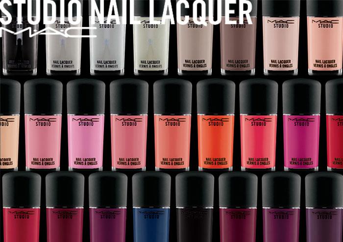 M•A•C Studio Nail Lacquer