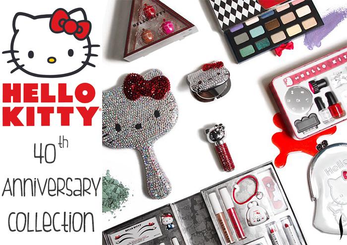 Hello Kitty จับมือ Sephora ชวนสาวๆ มุ้งมิ้งกับเครื่องสำอาง Limited Edition!