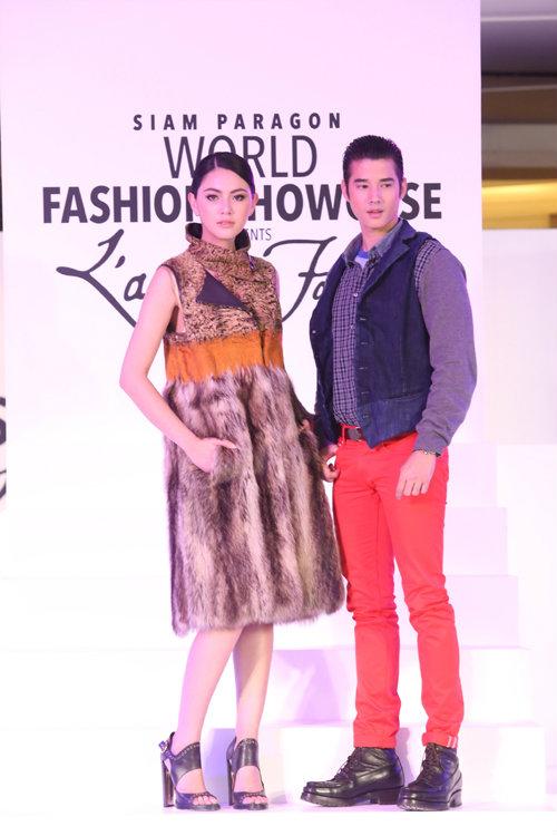 Siam Paragon World Fashion Showcase