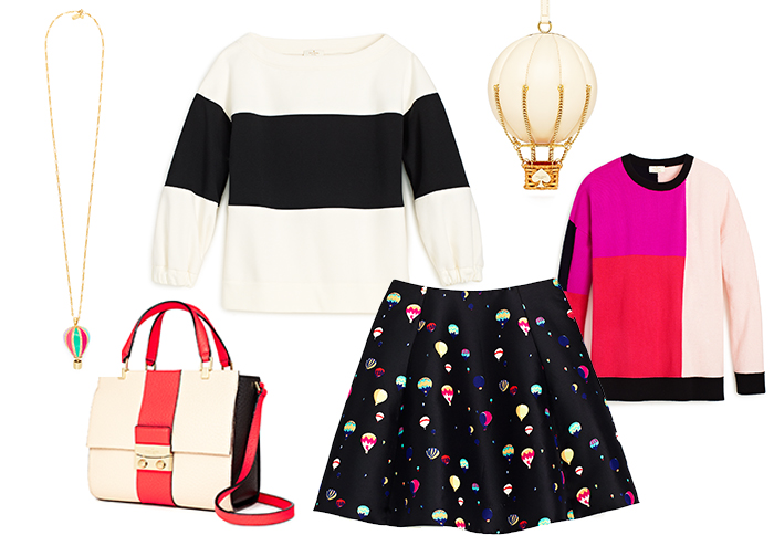 Holiday 2014 collection kate spade
