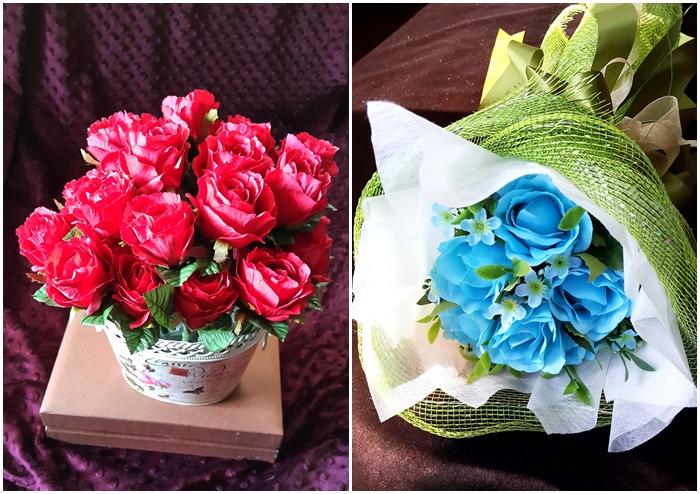 """มอบดอกไม้แทนใจในวัน """"วาเลนไทน์"""" proud99"""
