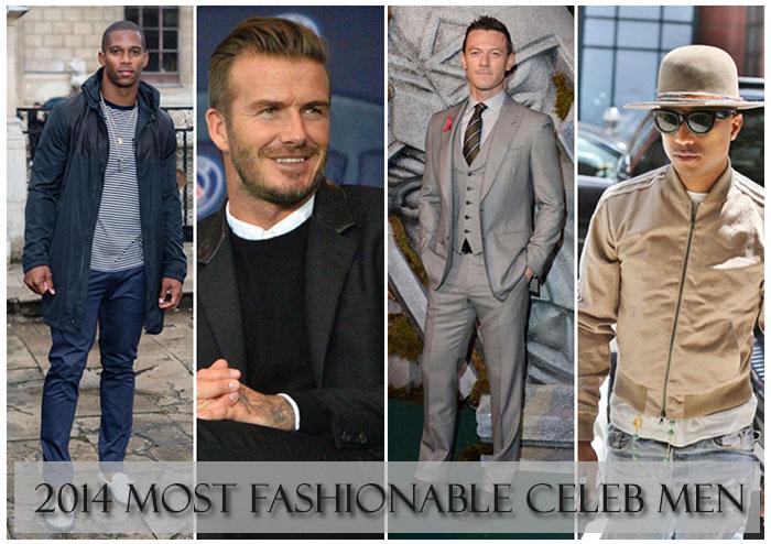 14 ผู้ชายที่ดูดีมีสไตล์ทีสุดในปี 2014