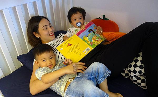 แม่คนดังแนะเลี้ยงลูกรักให้นอนหลับสนิท ช่วยเสริมพัฒนาการสมวัย