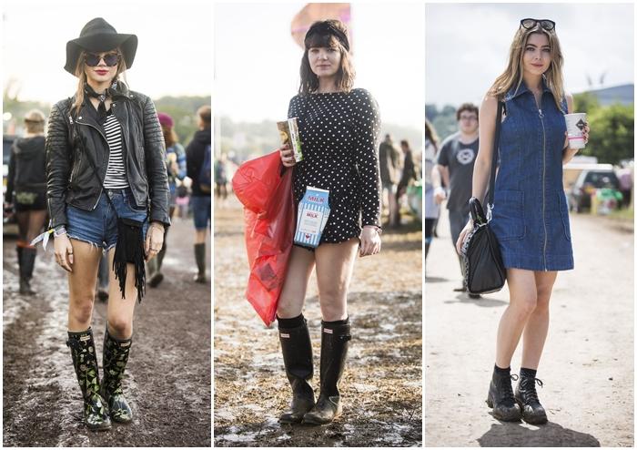 Glastonbury Street Style แฟชั่นเจ๋งๆจากเทศกาลดนตรีสุดฮิตในอังกฤษ 2015