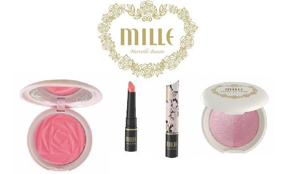 """""""มิลเล่"""" ชวนคุณแต่งสีสันความงามให้สวยครบครัน เจิดจรัสในทุกองศา"""