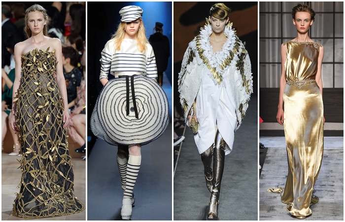 Trend Report Haute Couture Fall 2015