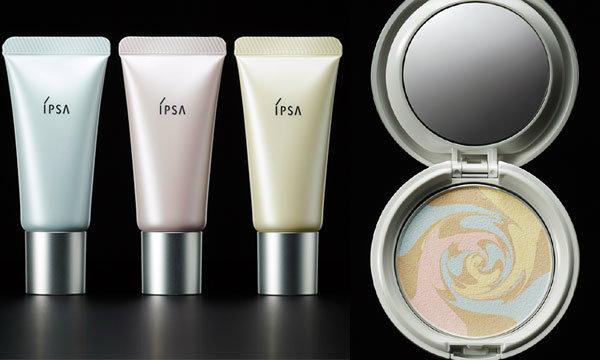 อิปซ่าขอแนะนำเบสเมคอัพสูตรใหม่ IPSA Control Base - IPSA Control Powder