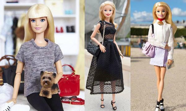 """เมื่อ """"ตุ๊กตาบี้' กลายเป็น ไอคอนสาว ที่มีคนติดตามกว่าล้านคน"""