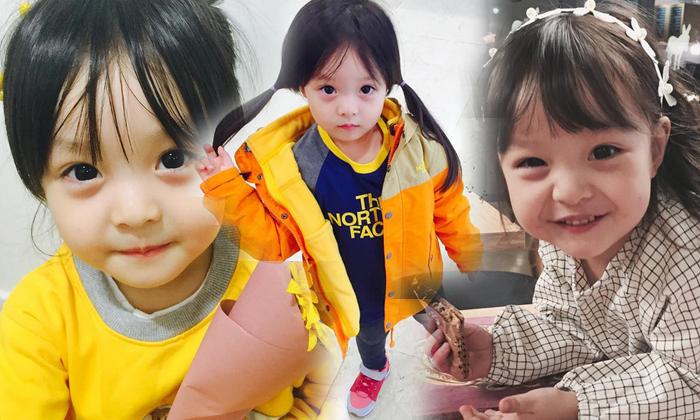 คนติดตามเป็นแสน! หนูน้อยน่ารักลูกครึ่งเกาหลี-ญี่ปุ่นวัย 3 ขวบ