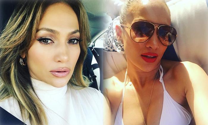 วิธีโกงอายุของ Jennifer Lopez ง๊ายง่าย…เด็ก ป.5 ก็ทำได้