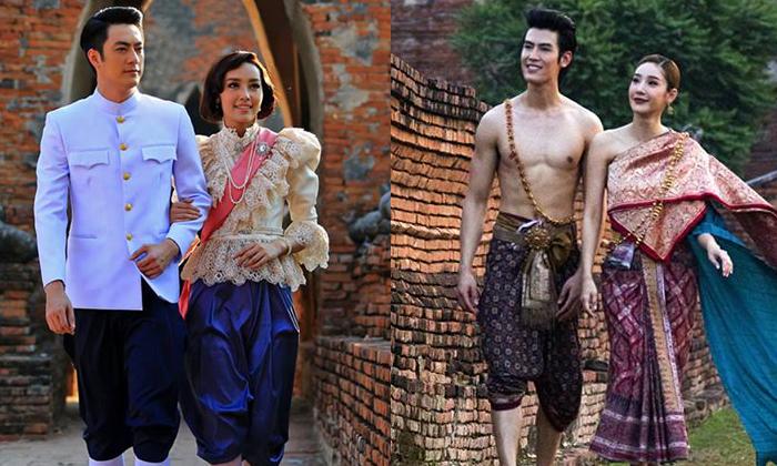 """""""ชุดไทย 9 รัชกาล"""" ฝีมือ ฯพณฯ หนิง ฟู่ขุ่ย กับความงดงามสุดเลอค่า"""
