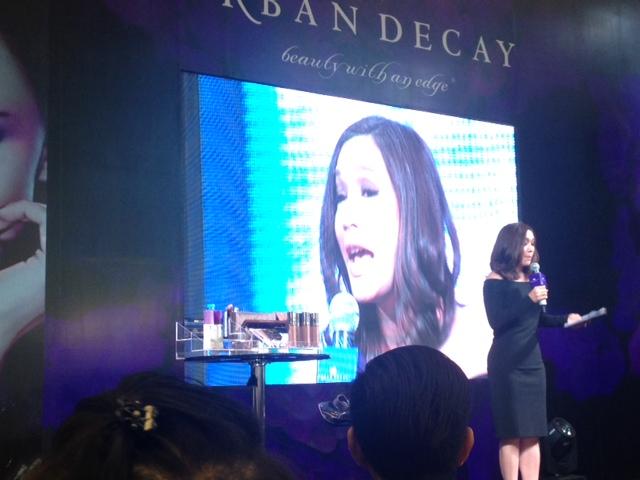 Urban Decay เปิดตัวครั้งแรกในไทยที่เซโฟร่า สยาม เซ็นเตอร์