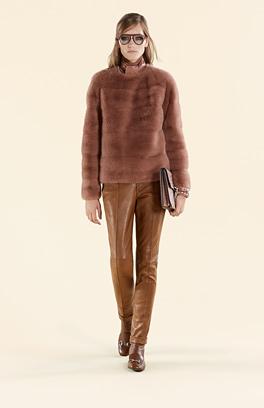 แฟชั่นเสื้อโค้ทสวยหรู แบรนด์ Gucci