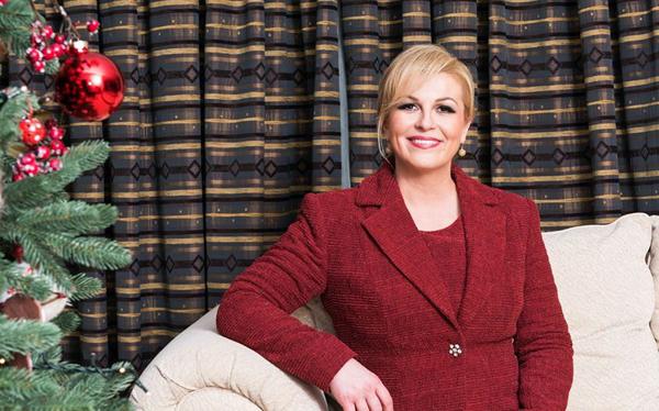 สวยเก่ง ประธานาธิบดีหญิงคนแรกของ ประเทศโครเอเชีย