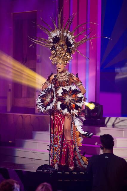 ชุดประจำชาติ Miss Universe 2014 สวย แปลก อลังการ