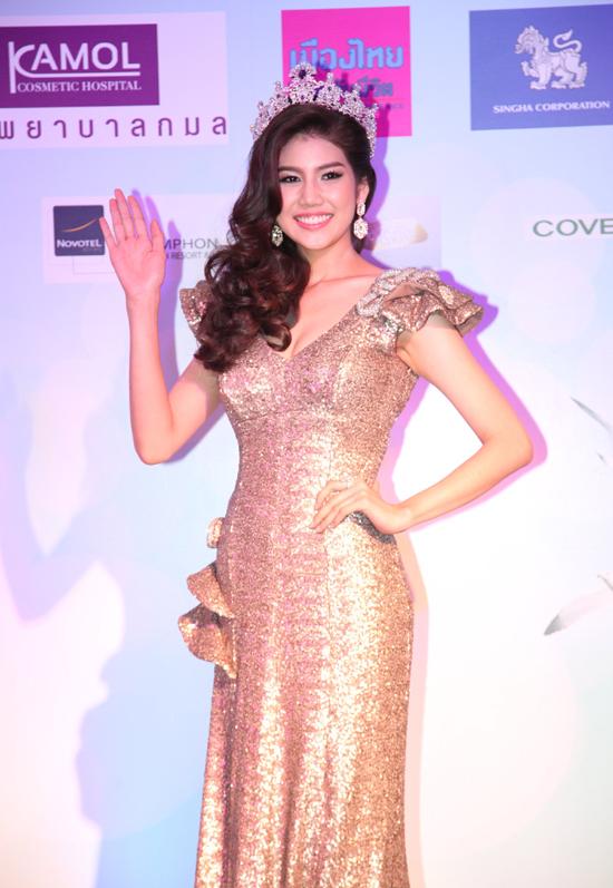"""""""ณวัฒน์"""" เปิดฉาก Miss Grand Thailand 2015"""