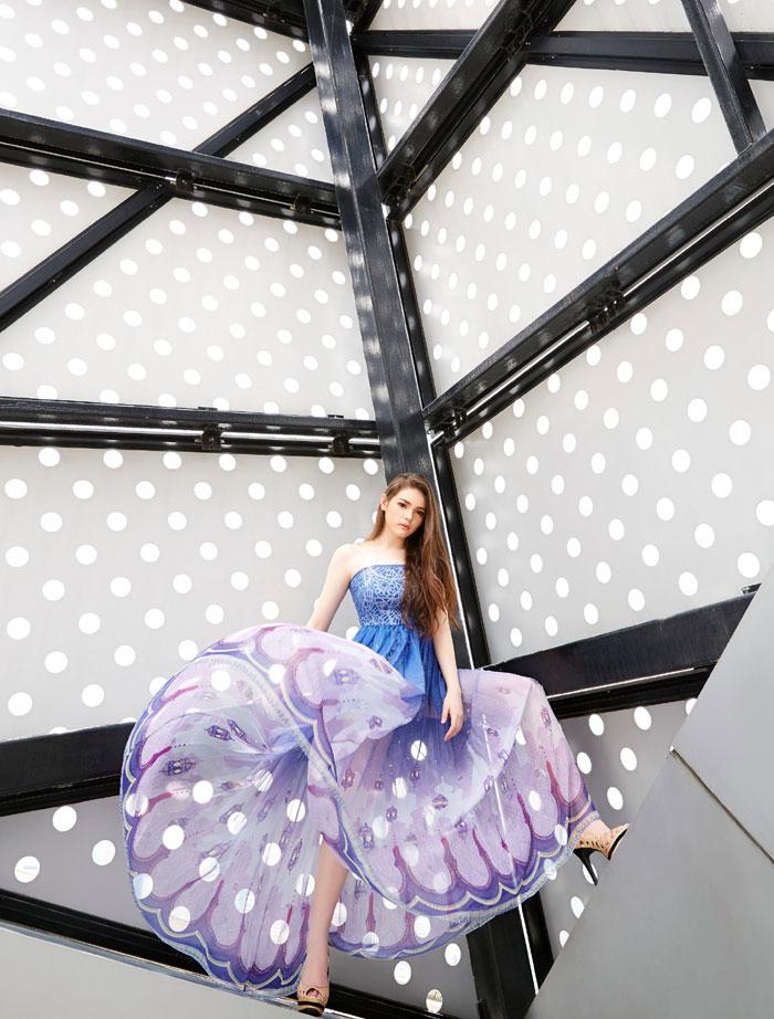 พลอยริน สาวเก่ง her world idol 2014