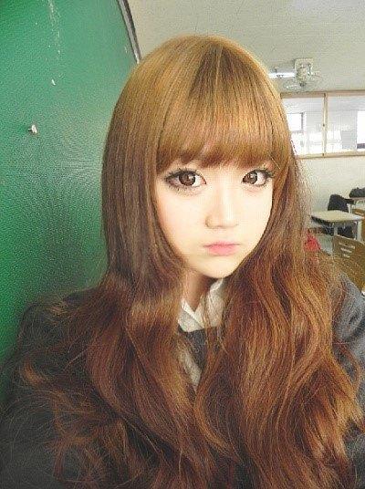 เขียนตาเฉี่ยวเวอร์ เทรนด์ใหม่สาวเกาหลี คุณกล้าไหม?